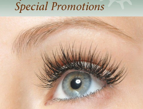 Eyelash Fill Series Promotion