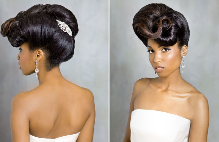 Brides_Hair:Tracey Stokes_ Photography: Jean Sweet